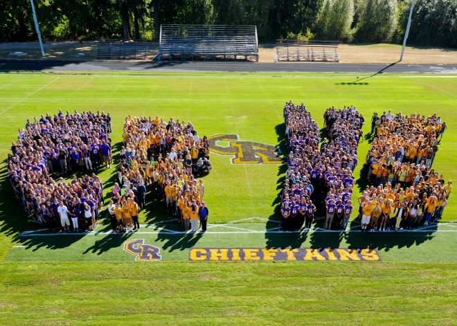 CRHS Family Photo Sept 2014